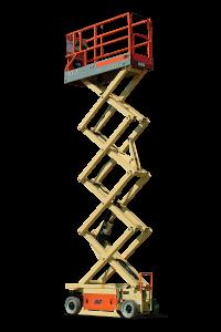 26' Narrow Electric Scissor Lift