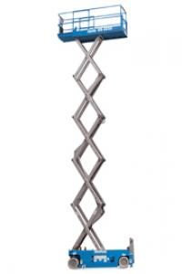 32' Narrow Electric Scissor Lift