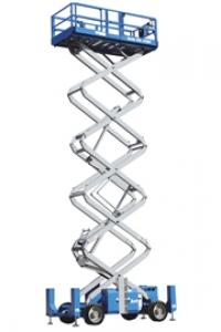 43' Genie Diesel Scissor Lift